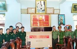 Đại tướng Tô Lâm thăm và chúc mừng Bộ đội Biên phòng tỉnh Tây Ninh