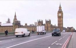 Ngành dịch vụ của Vương quốc Anh giảm mạnh nhất trong hơn hai thập niên