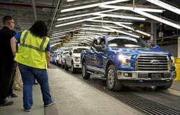 Ford thu hồi hơn 600.000 ô tô do lỗi hệ thống phanh