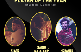 Premier League thống trị danh sách đề cử Quả bóng vàng châu Phi 2019