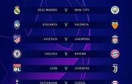 Người trong cuộc nói gì sau lễ bốc thăm Champions League?