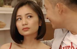 """Hoa hồng trên ngực trái - Tập 41: San ghen ra mặt khi thấy Khang """"thương hoa tiếc ngọc"""" nhân viên trẻ"""