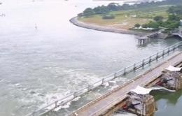 Singapore nỗ lực ngăn nước biển nhấn chìm
