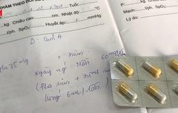Khan hiếm thuốc Tamiflu điều trị cúm: Sở Y tế TP.HCM lên tiếng