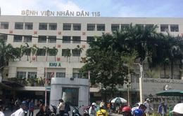 TP.HCM: Ca tử vong tại Bệnh viện Nhân dân 115 không liên quan đến COVId-19