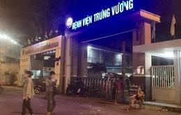 Người đàn ông tử vong sau nổ súng tự sát tại bệnh viện