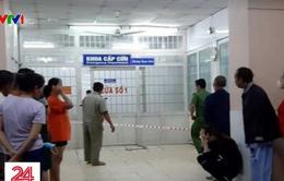 Sở Y tế TP.HCM thông tin vụ nổ súng tại Bệnh viện Trưng Vương