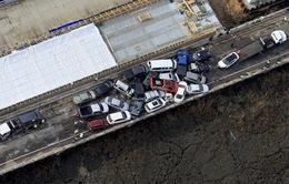 Tai nạn liên hoàn giữa 69 ô tô tại Virginia, Mỹ