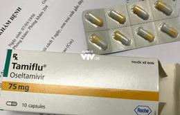 Lô thuốc 50.000 viên Tamiflu đã về Việt Nam