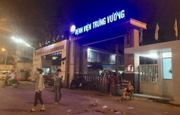 TP.HCM: Điều tra vụ bệnh nhân nổ súng tự tử tại bệnh viện