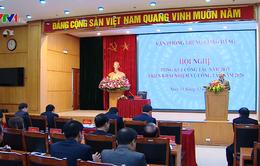 Văn phòng Trung ương Đảng tiếp tục đổi mới công tác tham mưu