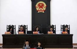 Bị cáo Nguyễn Bắc Son từ chối tiếp tục đối đáp về vai trò của mình trong vụ án MobiFone mua AVG