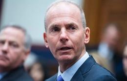 Boeing thay đổi ghế CEO sau 1 năm đầy sóng gió