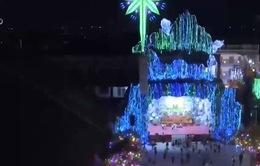 Giáng sinh rực rỡ sắc màu tại Đồng Nai