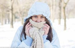 Các bước bảo vệ sức khỏe hiệu quả trong mùa đông