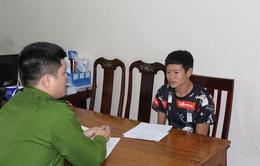 Bắt giữ 23 đối tượng lừa đảo qua điện thoại tại Hà Tĩnh