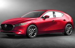 Thu hồi hơn 35.000 xe Mazda3 mới