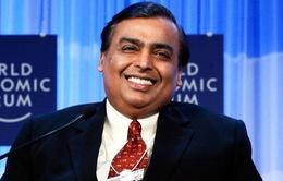 Tỷ phú Ấn Độ là người kiếm tiền nhiều nhất châu Á năm 2019
