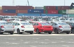 133.700 ô tô nguyên chiếc cập cảng Việt Nam, tăng gần gấp đôi năm 2018