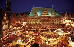 """Chợ Giáng sinh - """"Kỳ quan"""" lâu đời mùa lễ hội tại châu Âu"""
