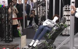 Nhật Bản ra mắt robot cứu hộ tại các khu vực thảm họa