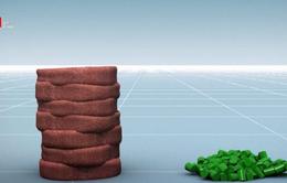Thu hồi sản phẩm thịt bò xay do nguy cơ chứa nhựa