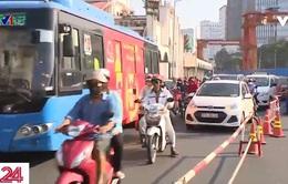 Kiểm tra rào chắn, đảm bảo giao thông cận Tết Nguyên đán