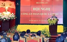 Thủ tướng Nguyễn Xuân Phúc dự Hội nghị Công an toàn quốc lần thứ 75
