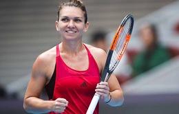 Simona Halep nhận giải tay vợt nữ được yêu thích nhất 2019
