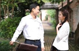 NSƯT Phạm Phương Thảo diễn cảnh tình tứ với Tiến Lộc trong phim ca nhạc