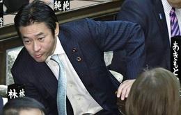 Một nghị sỹ Nhật Bản bị bắt với cáo buộc nhận hối lộ