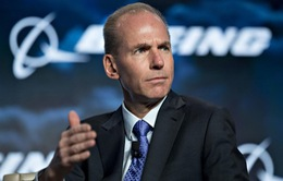 Cựu CEO Boeing có thể nhận tới 60 triệu USD sau khi rời tập đoàn