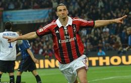 AC Milan đẩy nhanh tiến độ chiêu mộ Zlatan Ibrahimovic