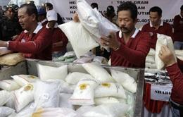 Indonesia triệt phá đường dây buôn bán hơn 200kg tinh chất ma túy