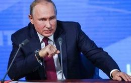 Nga tiếp tục tăng cường các lực lượng hạt nhân