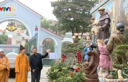 Những vị khách đặc biệt của các linh mục ngày Noel