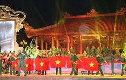 Tưởng niệm, tri ân các anh hùng liệt sĩ thanh niên xung phong Đại đội 915 tại Thái Nguyên