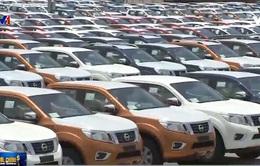 Tồn kho lớn - thị trường ô tô giao dịch chậm dịp cận Tết