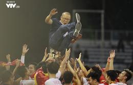 """VTV Đặc biệt """"Park Hang-seo"""": Những thước phim chưa từng được công bố về người thầy vẽ nên lịch sử của bóng đá Việt Nam"""