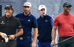 Bảng xếp hạng chung cuộc của golf thế giới năm 2019