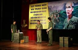Vinh danh các kịch bản văn học kỷ niệm 65 năm chiến thắng Điện Biên Phủ