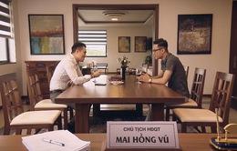 Sinh tử - Tập 37: Trần Bạt (Chí Nhân) nhìn thấu âm mưu của Vũ (Việt Anh)
