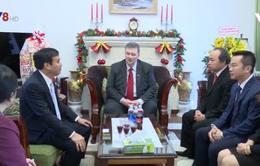 Lãnh đạo thành phố Đà Nẵng chúc mừng năm mới Tổng Lãnh sự quán Nga