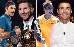 Nadal: Messi khác Federer, và Ronado không phải là tôi