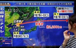 NHK xin lỗi vì phát nhầm tin Triều Tiên phóng tên lửa