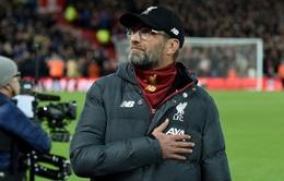 Liverpool cách đội nhì bảng 13 điểm, HLV Jurgen Klopp vẫn chưa dám nhắc đến tới từ vô địch