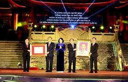 Thị xã Phổ Yên (Thái Nguyên) hoàn thành xây dựng nông thôn mới
