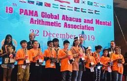 Cậu bé dân tộc Chăm đạt giải Nhì cuộc thi Toán trí tuệ Quốc tế