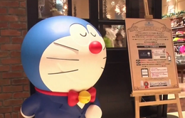 Cửa hàng chủ đề Doraemon đầu tiên mở cửa tại Tokyo