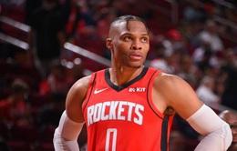 Houston Rockets xem xét khả năng để Russell Westbrook ra đi
